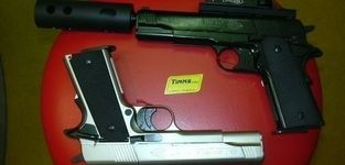 Timms - Luchtdrukwapens